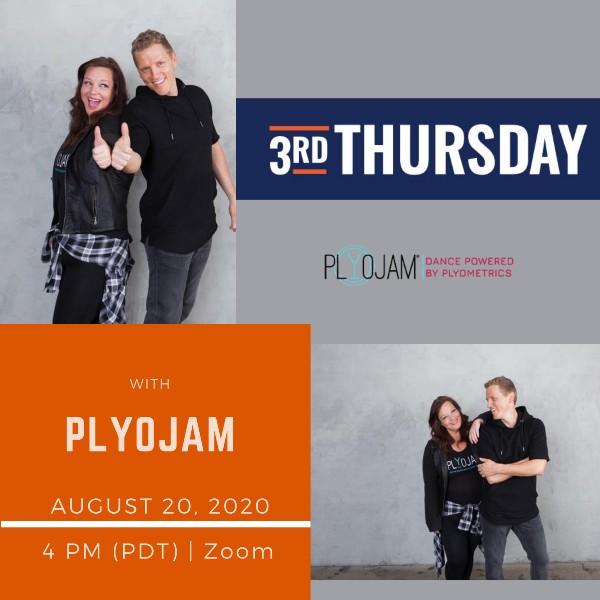 3rd Thursday with PlyoJam
